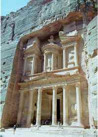 Jordan city of Petra can become one of new 7 wonders of the world