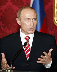 Putin washes his hands of parliamentary election