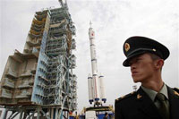 China to make its first-ever spacewalk with Russia's help