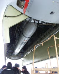X-555 missile