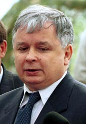 Polish President makes one-day visit to Hungary