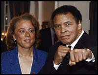 Muhammad Ali and wife buy home near boxing great's native town