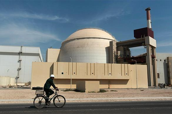 Iran and Russia to start building nuclear power plant in Bushehr. Russia builds NPP in Iran