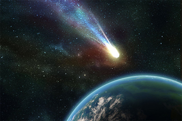 Asteroid Florence: Potentially dangerous near-Earth asteroid. 61182.jpeg
