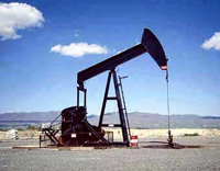 Oil prices rise sharply