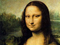 Russian Woman Throws Cup at Mona Lisa in Louvre