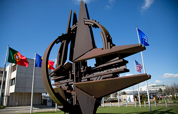NATO not to let Greece out EU. NATO