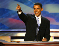 World of entertainment excited about Obama, but many biding their time on endorsement