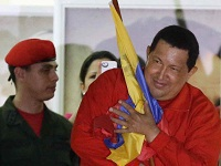 Hugo Chavez to visit Russia after election victory. 48184.jpeg