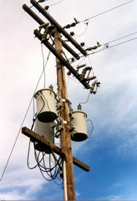 Accident on power line leaves Georgia without power