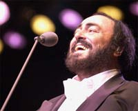 Opera star Luciano Pavarotti hospitalized in Italy