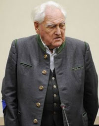 Ex-Nazi Commander Sentenced to Life for Italy Killings