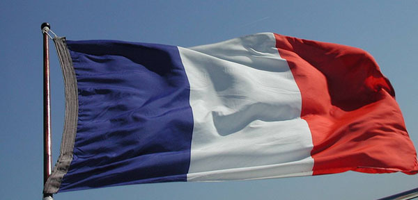 France starts military operation in Syria. France