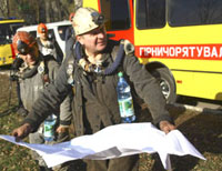 Ukrainian trapped miners unlikely alive