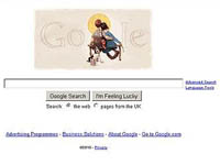 Google Doodle Commemorates American Painter