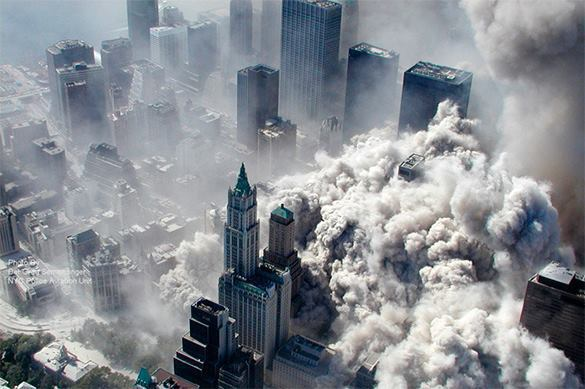 US elite has gone far beyond Hitler's impudence and cruelty. US elite orchestrated 9/11 attacks