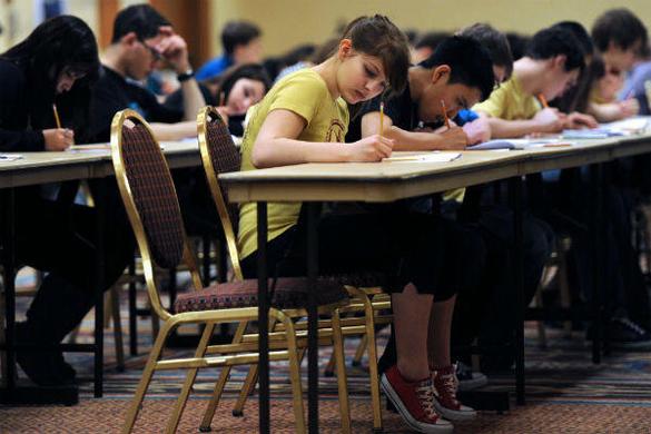 42 Michigan schoolchildren hospitalized. School children