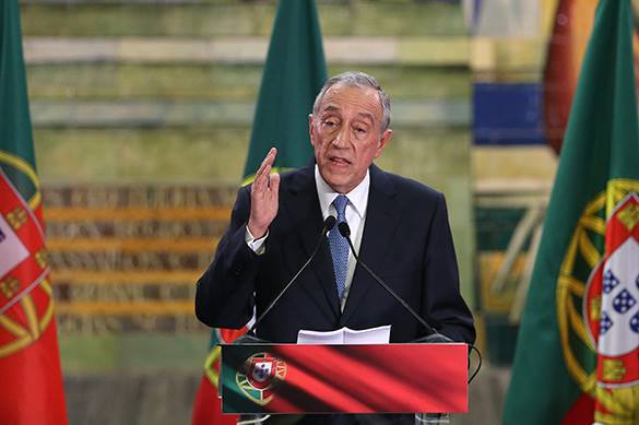 Portugal: Aging country of no future and pensioners elects new president. Portugal presidential vote