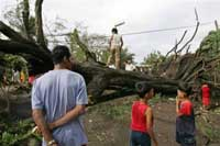 Typhoon kills at least 146 people in the Philippines