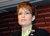 Republican's Plea To Governor Palin