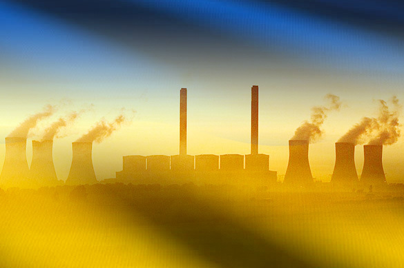 Ukraine shuts down four major thermal power plants to save coal. 60190.jpeg