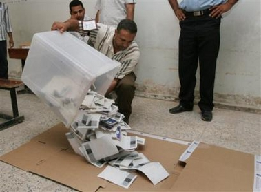 Referendum in Iraq