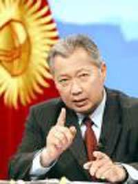 Kyrgyz president maintains strong presidential powers