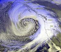 Fierce winter storms kill 14 in several days in USA