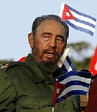 Castro: Cuba could train 75,000 doctors for cost of British subs