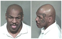 Mike Tyson to serve 1-day sentence for DUI conviction