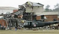Tornadoes kill 20 in USA