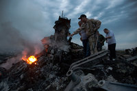 Rescuers recover 121 bodies of Boeing 777 crash. 53193.jpeg