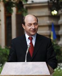 Romanian president to visit China