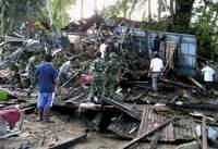 Landslide triggered by heavy rains kills 32 in Indonesia