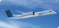 Bombardier to ground at least 40 percent of its Q-400 turboprop planes