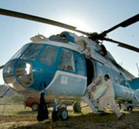 Pakistan granted 30 helicopters to fight Islamic militants
