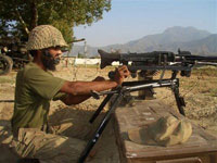 Pakistan to regain control over restive region