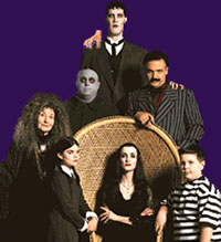 A musical version of 'The Addams Family' planned for Broadway