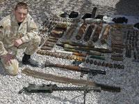 Eight militants captured in Azerbaijan