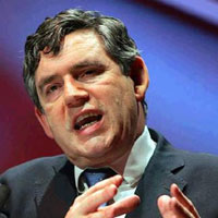 Gordon Brown to Curb Top Public Sector Salaries