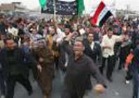 Religious ceremonies: more than 1 million Iraqi Shiites beat selves