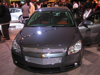 Five Chinese automakers to exhibit vehicles at 2008 North American International Auto Show