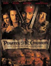 Caribbean pirates no. two: Disneyland welcomes sequel