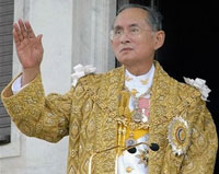 Thai King Makes First Statement Since Protests Broke Out