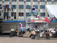 Luhansk left without electricity and water. 53198.jpeg