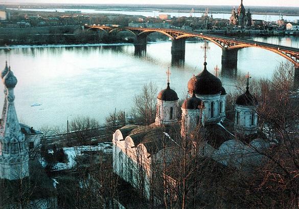 Nizhny Novgorod reports industrial development. Nizhny Novgorod