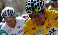 Tour De France: unusual level of testosterone in champion's blood