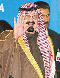 Saudi king urges Hamas–Fatah talks
