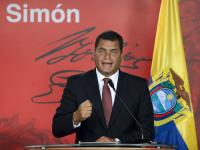 Correa Warns Ecuador Will Respond if Attacked On Its Territory