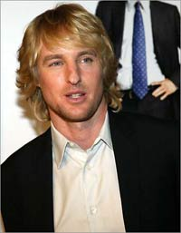 Owen Wilson appears at Los Angeles movie premiere